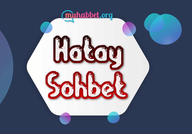 Hatay sohbet